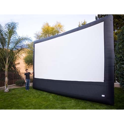 CineBox 16' x 9' Open Air Pro Screen