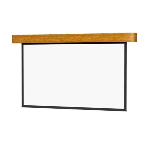 Designer Electrol - York Matte White Medium Oak 84 x 84