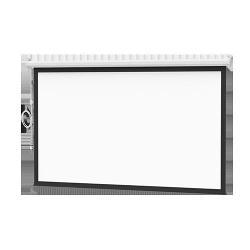 """Slimline Electrol- HDTV FORMAT Matte White 92"""""""