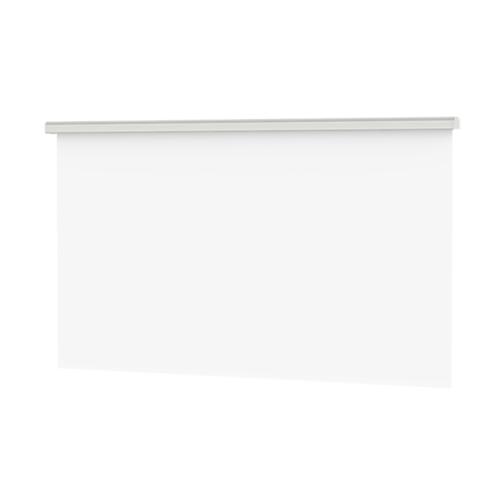 "Studio Electrol- HDTV FORMAT Matte White 414"""