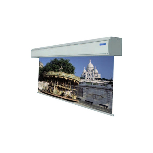 "Studio Electrol- HDTV FORMAT Matte White 440"""