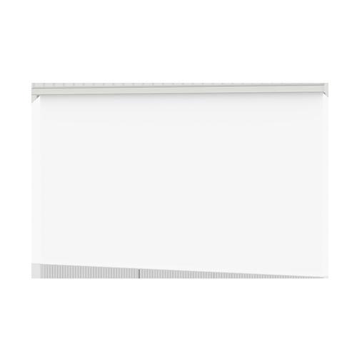 "Studio Electrol- HDTV FORMAT Perf Matte White 440"""
