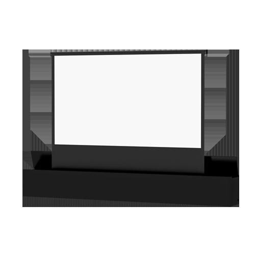 Ascender Electrol - VIDEO FORMAT Matte White 180""