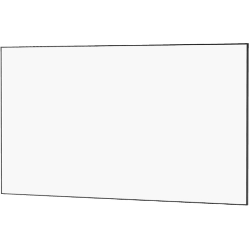 "58""x104"" UTB Contout-Acid Etched Black Frame-16:9 HDTV Format 119"" Nominal Diagonal, Da-Mat Surface"