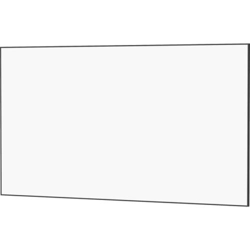"65""x116"" UTB Contout-Acid Etched Black Frame-16:9 HDTV Format 133"" Nominal Diagonal, Da-Mat Surface"
