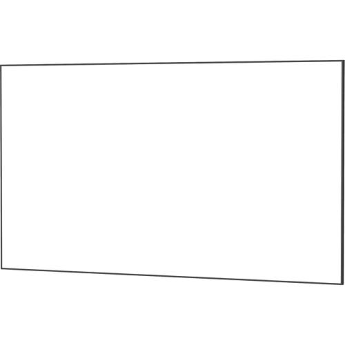 "78""x139"" UTB Contout-Acid Etched Black Frame-16:9 HDTV Format 159"" Nominal Diagonal, HD Pro 1.1 Surface"