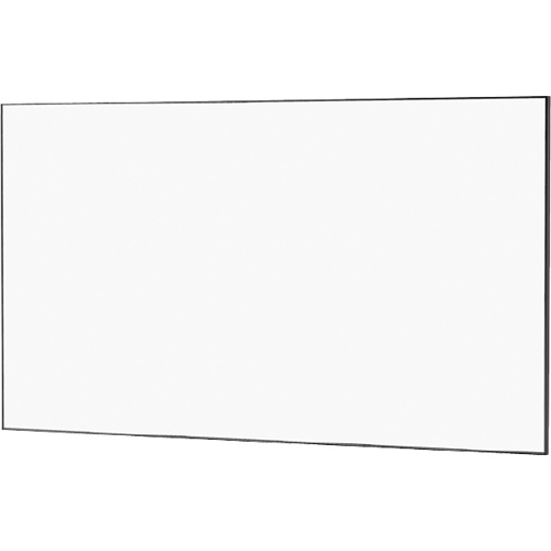 "57 1/2""x92"" UTB Contour-Acid Etched Black Frame-16:10 Wide Format 109"" Nominal Diagonal, Da-Mat Surface"