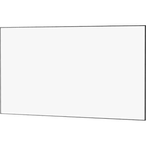 "65""x104"" UTB Contour-Acid Etched Black Frame-16:10 Wide Format 123"" Nominal Diagonal, HD Pro 1.1 Surface"