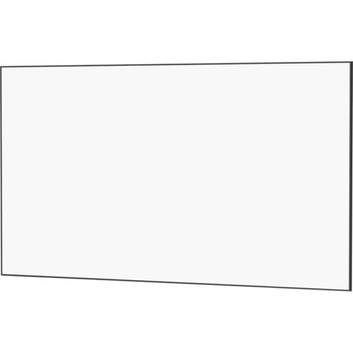 "72 1/2""x116"" UTB Contour-Acid Etched Black Frame-16:10 Wide Format 137"" Nominal Diagonal, Da-Mat Surface"