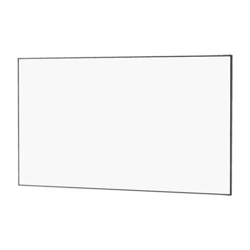 "52""x92"" UTB Contour-Acid Etched Silver Frame-16.9:9 HDTV Format 106"" Nominal Diagonal, Da-Mat Surface"