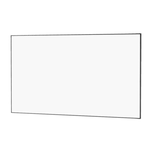 "60""x96"" UTB Contout-Acid Etched Silver Frame-16:10 Wide Format 113"" Nominal Diagonal, HD Pro 1.3 Surface"