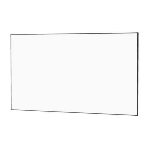 "58""x136 1/2"" UTB Contour-Acid Etched Silver Frame-2.35:1 Cinemascope Format 148"" Nominal Diagonal, HC Cinema Vision Surface"