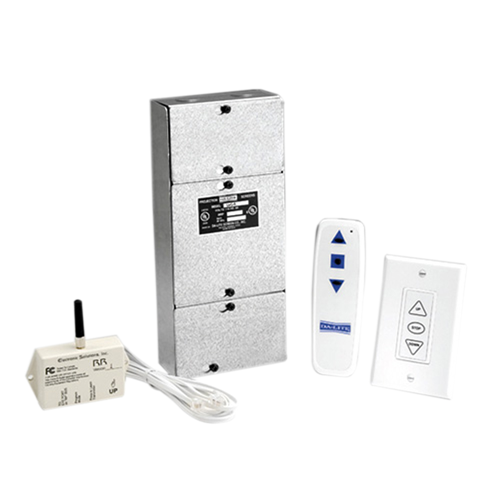 Wireless Remote/Low Voltage Control Control Kits Radio Frequency Low Voltage Remote Control System