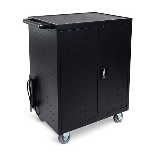 32 Laptop / Chromebook Charging Cart with Timer