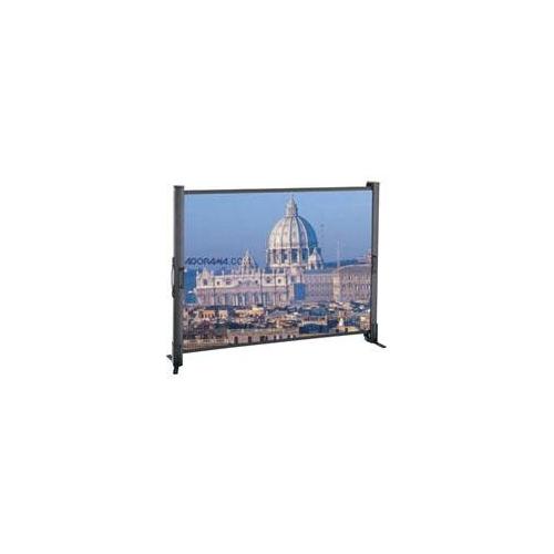 """Da-Lite Video Format 1.33:1 Lightweight Portable Presenter Screen 50"""" Diagonal"""