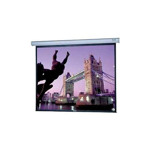 "Da-Lite Cosmopolitan Matte White Wall And Ceiling Mounted Electric Screen 180"" Diagonal"