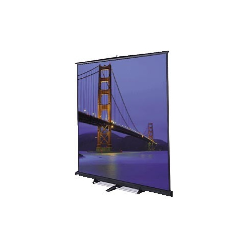 Da-Lite Floor Stand For Carpeted Floor Model C For Heavy Duty Portable Projection Screen