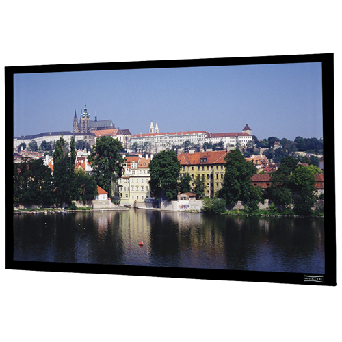 "Da-Lite Dual Vision Imager 78"" X 139"" Fixed Frame Projection Screen 159"" Diagonal"