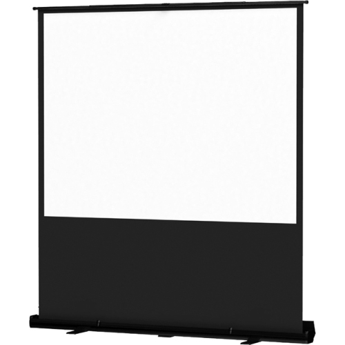"Da-Lite Delux Insta-Theater 100"" Diagonal Wide Power Portable Projection Screen"