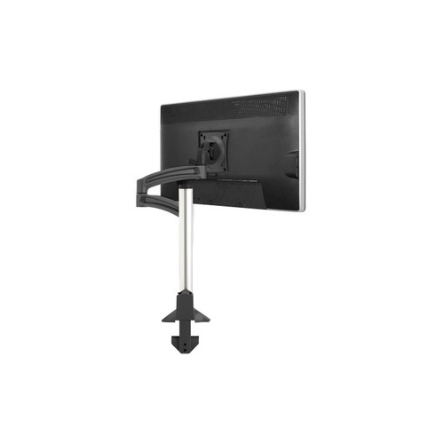 K2 SERIES SINGLE DISPLAY COLMN MNT, BLK