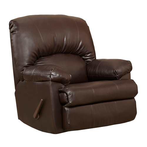 Flash Furniture Leather Symmetrical Reclining Sofas ( 863-Wm-8500-620-Gg ) - Chocolate