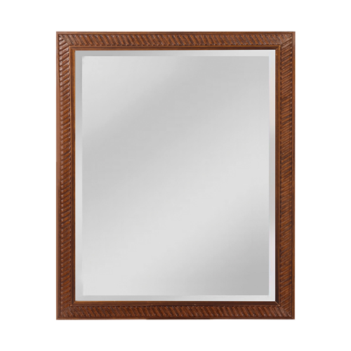 Everett Wall Mirror Angled Carved Wood Frame : Mirrors - Best Buy Canada