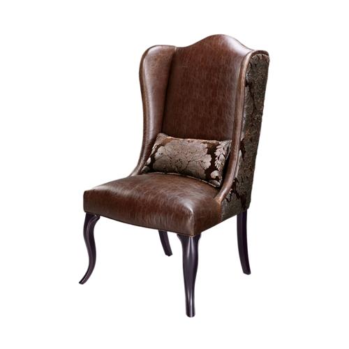 Pullman Chair - Brown/Black