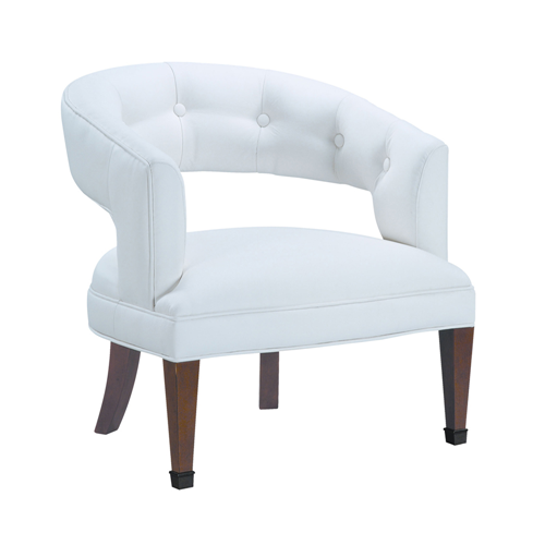 Sterling New Hudson Chair - Brown; White