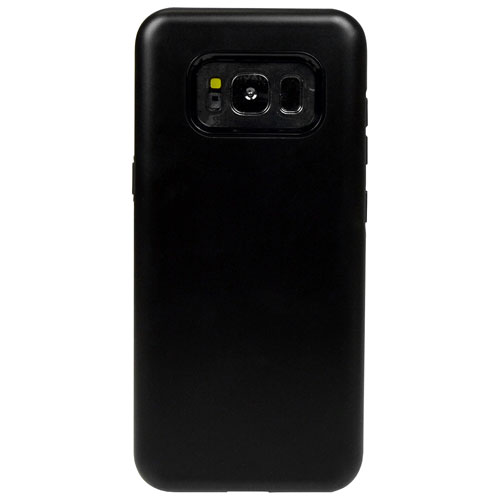 LBT DualKase Fitted Hard Shell Case for Galaxy S8 - Black
