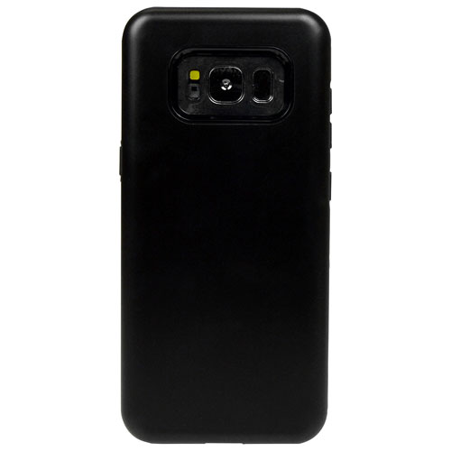 LBT DualKase Fitted Hard Shell Case for Galaxy S8+ - Black