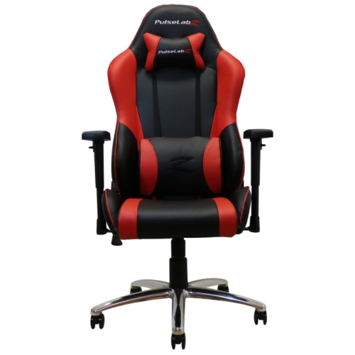 PulseLabz Challenger Series Gaming Chair - Red/Black  sc 1 st  Best Buy Canada & PulseLabz Challenger Series Gaming Chair - Red/Black : Gaming Chairs ...