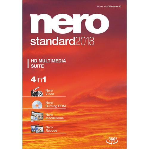 Nero Standard 2018 - Bilingual