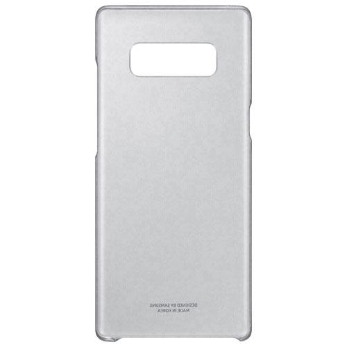 Samsung Fitted Soft Shell Case for Samsung Galaxy Note8 - Clear