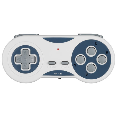 Insignia SNES Classic Wireless Controller - White
