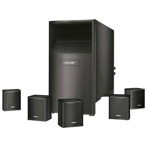 Système de cinéma maison 5.1 canaux Acoustimass 6 Series V de Bose