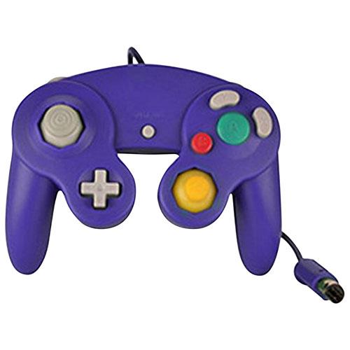 TTX Tech Controller for Gamecube/Wii - Purple