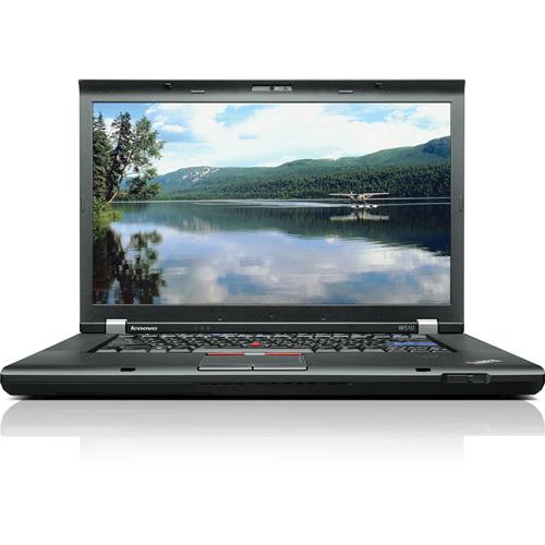 Lenovo Thinkpad W510 Laptop, Intel i7 720QM CPU, 8GB RAM, 500GB HDD, Windows 10, Refurbished