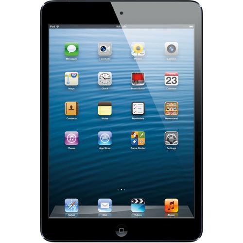 "Apple 7.9"" iPad Mini, A5 1.0GHz, 512MB RAM, 16GB Storage, WIFI, Grey/Black, Refurbished"