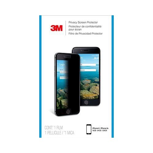 3M Privacy Screen Protector for Apple iPhone 6/6S/7 (MPPAP001)
