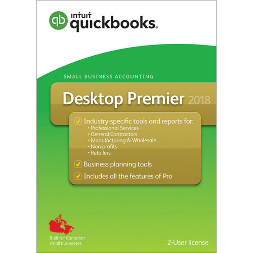 Intuit QuickBooks Desktop Premier PC English Finance - Free contractor invoice square enix online store