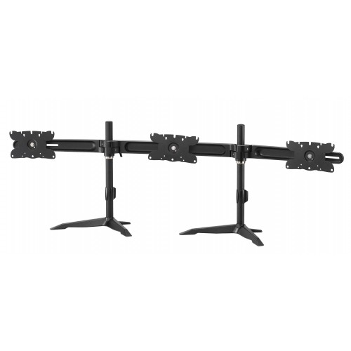 Amer Networks 3 Panel Monitor Stand (AMR3S32)
