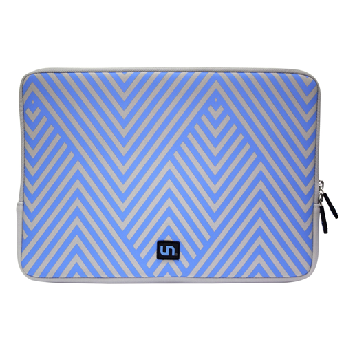 Uncommon S0048C Neoprene Sleeve MacBook 15 inch Cool Lines Blue