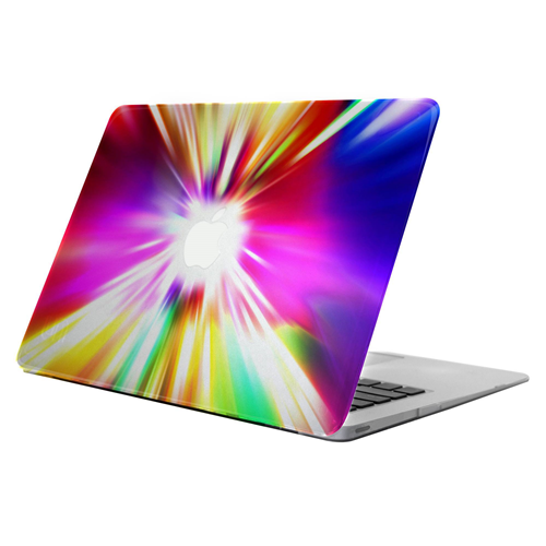 Uncommon C2001OR Clear Deflector MacBook 12'' Speed Of Light