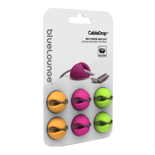 Bluelounge CDBR Cabledrop Bright