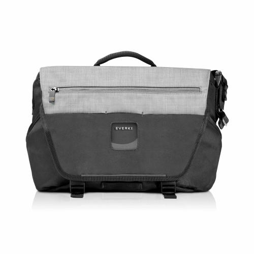Everki EKS660 ContemPRO Laptop Bike Messenger 14.1in/Mac 15in Black