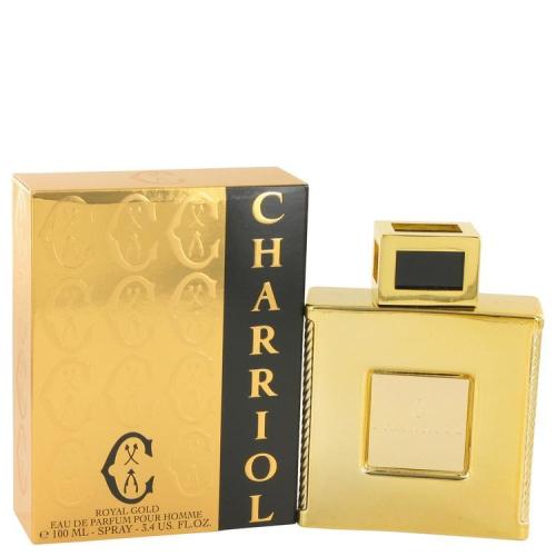 Charriol Royal Gold By Charriol Eau De Parfum Spray 34 Oz Men