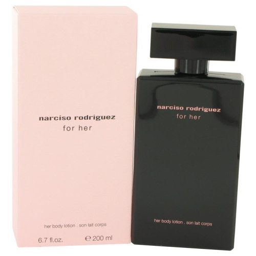 Narciso Rodriguez By Narciso Rodriguez Body Lotion 67 Oz Women