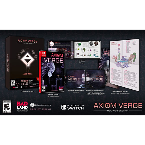 Axiom Verge: Multiverse Edition (Switch)