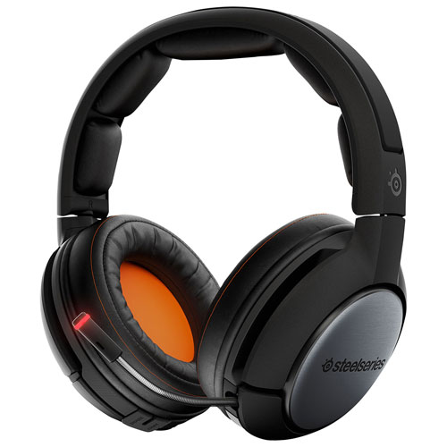 SteelSeries Siberia 840 Over-Ear Sound Isolating Bluetooth Gaming Headset