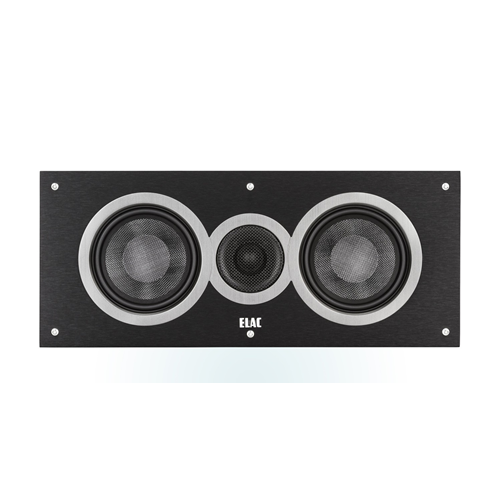 "ELAC UC5 Uni-Fi Series 5.25"" Center Speaker UC51-BK (Black, Each/Single)"